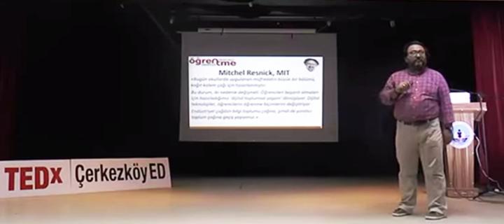 Öğrenme Yoldaşı Olarak Öğretmen | TEDx ÇerkezköyEd